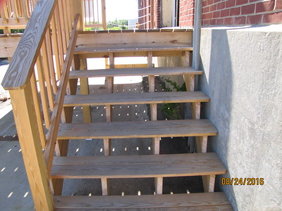 New Deck - Acushnet
