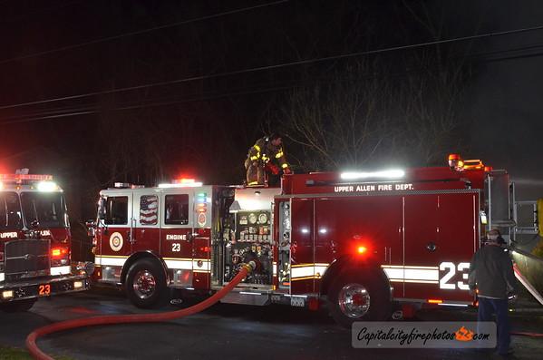 3/10/20 - Upper Allen Township, PA - Hemlock Rd
