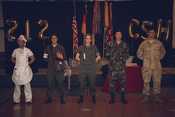 212th CSH Dining Out