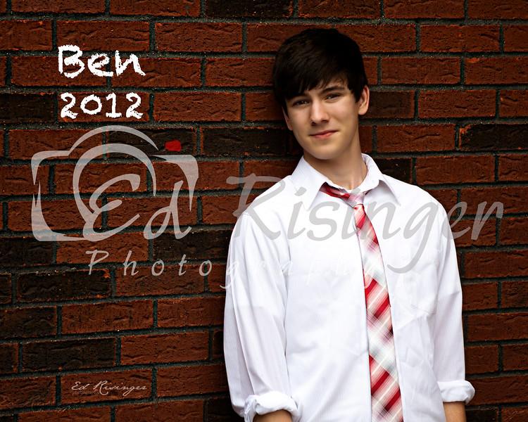 Ben Risinger - Class of 2012