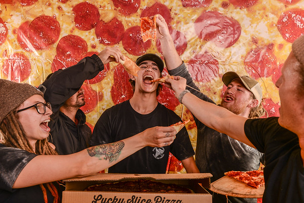City Weekly Pizza Party