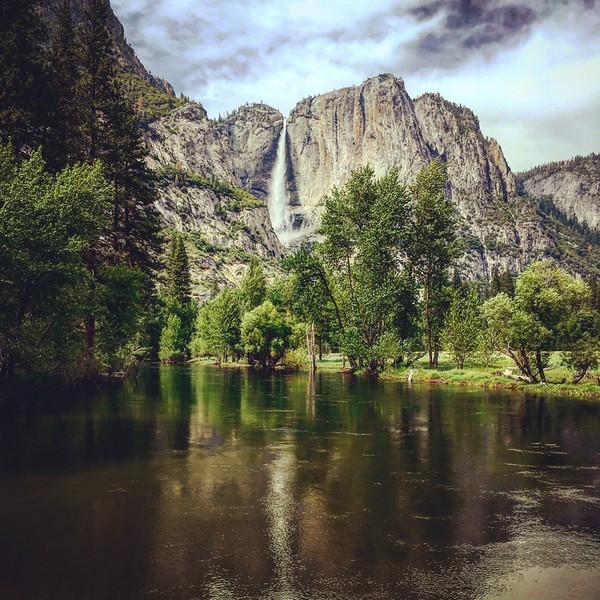 Rivers + Lakes + Waterfalls
