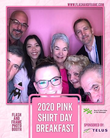 Pink Shirt Day 2020