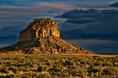 Taos one day... Then Chaco Canyon