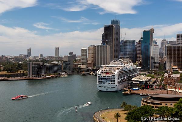 Australia - New Zealand 2013
