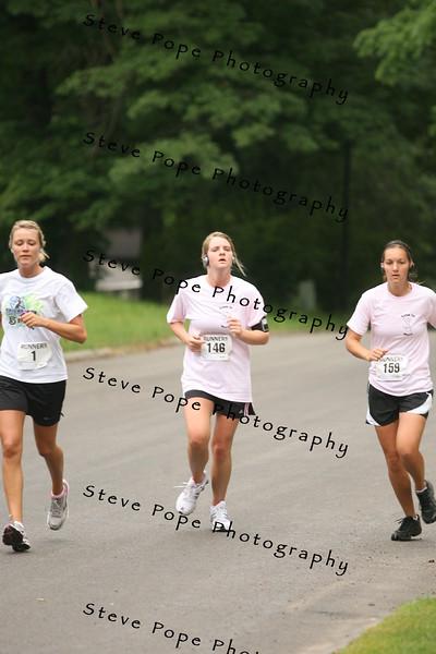 2008 5K and Half Marathon