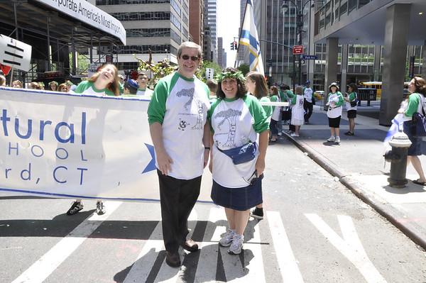 Israel Parade 2012