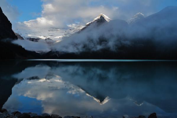 Banff and Jasper