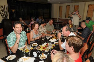Marika & Colin Family dinner