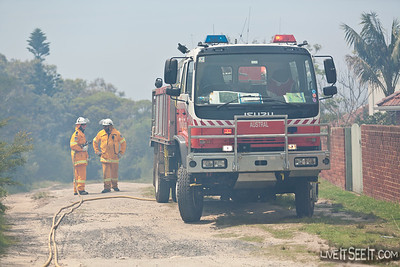 NSW RFS Austral Brigade