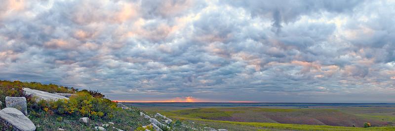 Dawn at Teter Rock