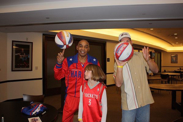 Globetrotters 2011 Houston