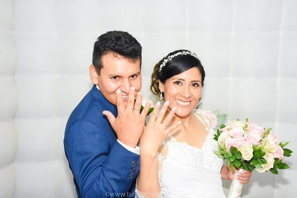 Claudia y Guido