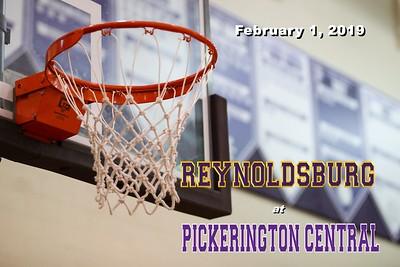 2019 Reynoldsburg at Pickerington Central (02-01-19)