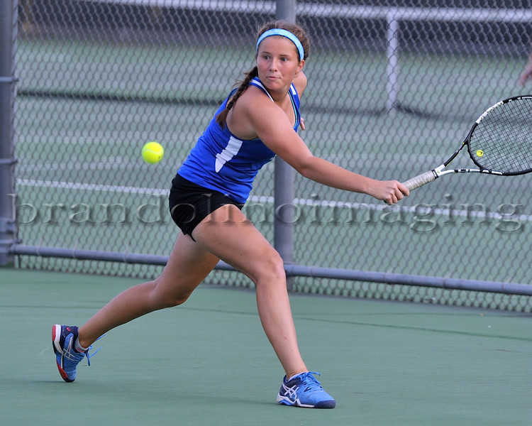 Lincoln-Way East Women's Varsity Tennis 2016