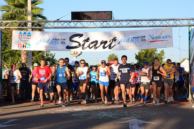 The 5K Race