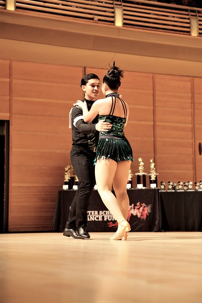18 th Annual MCPS Latin Dance Competition