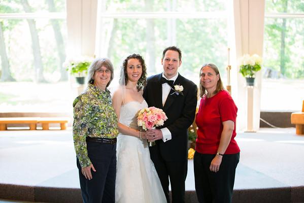Jeff and Lauren Wedding - Family