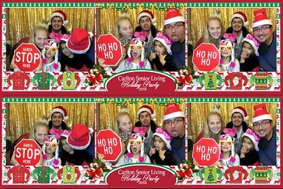Carlton Senior Living Holiday Party