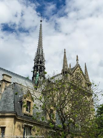 Paris, France DAY 18
