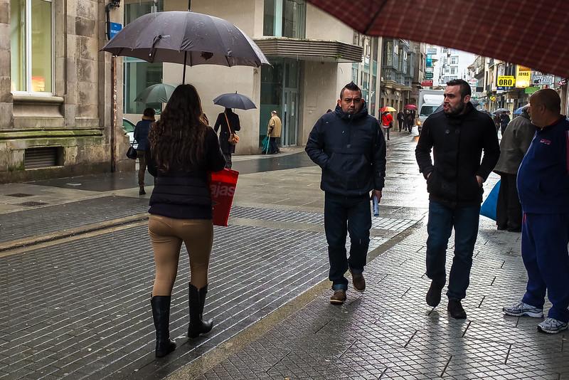 Pontevedra Galicia 2018
