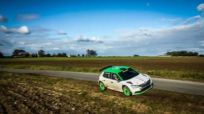 2020  Test WRC Ypres O.Solberg (Lorenz)