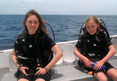 Ditcham Park School - Student Photos - Families Diving