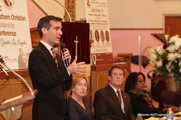 L.A. Mayoral Candidates Forum 1-17-2013