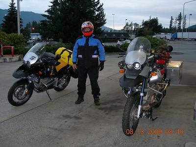 2009 BeeCee Beemers Rally, Nakusp, B.C.