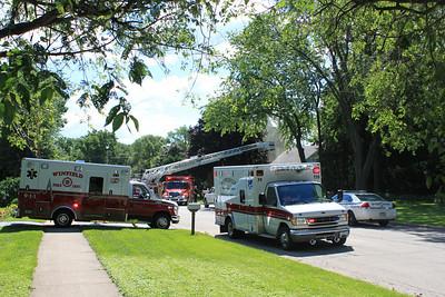 Winfield Box Alarm, 6-29-2010