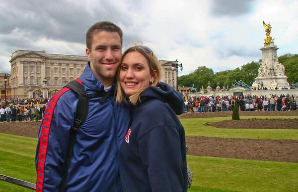 Ryan & Jen - Europe 2010