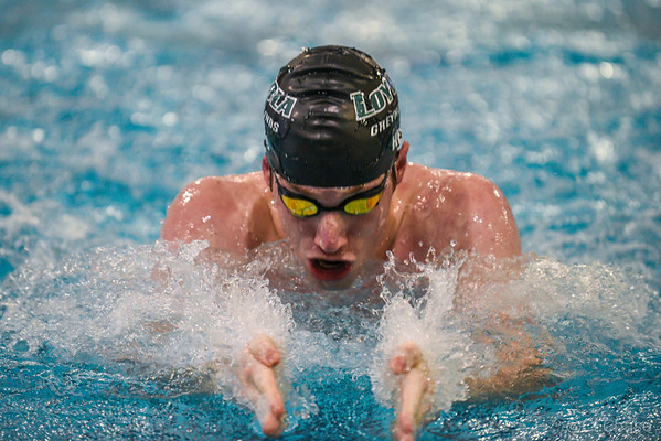 Loyola Swimming & Diving 10.05.18