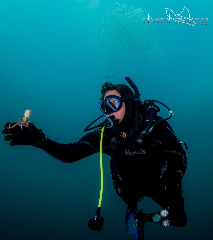 Chris in Monterey Bay