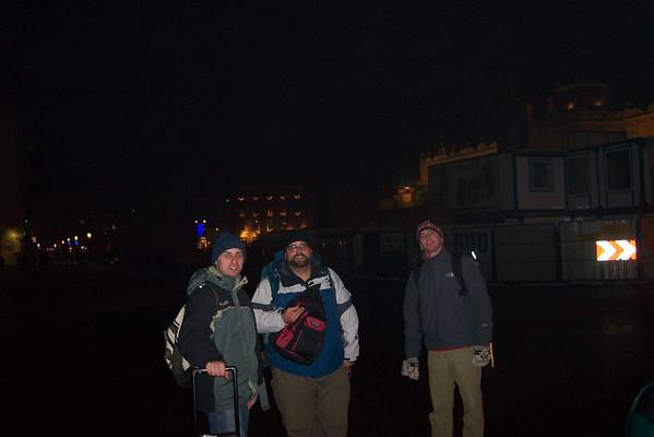 Krakow, Poland - 12.24.2005