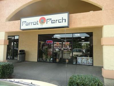 Parrot Perch Groomings
