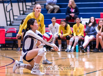 2019-09-18 Bellevue at Juanita  Girls JV GVB