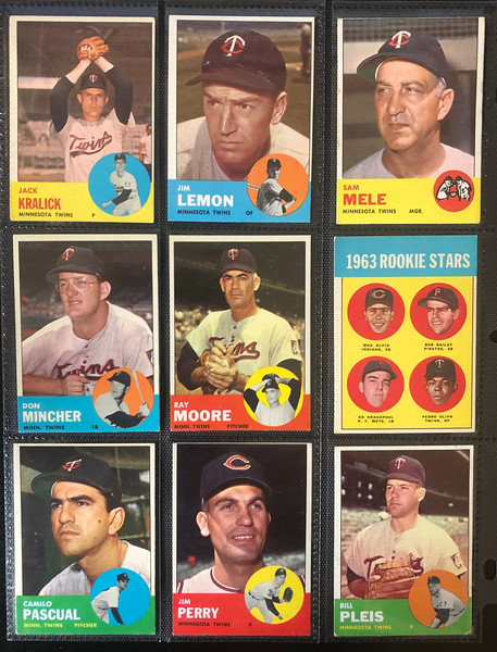 1963 Twins Team Set 02.jpg