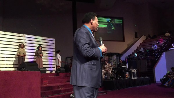 Video of Sutherland Springs Pastor