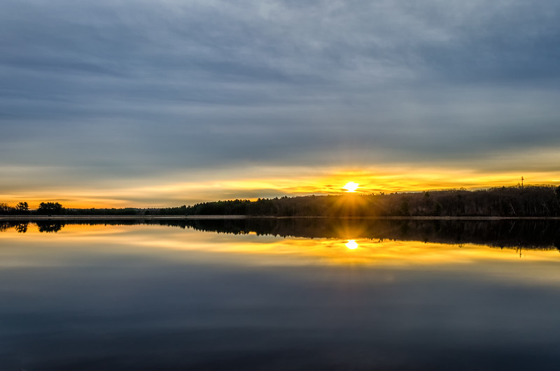 Hopkinton State Park - Sunire Reflections - Tom Sloan.jpg