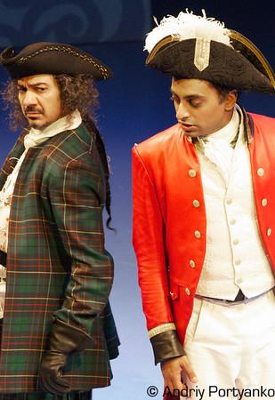 Evan Zes* Sir Lucius O'Trigger, Manu Narayan* Captain Jack Absolute