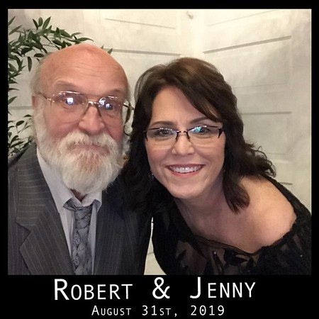 Robert & Jenny's Wedding (08/31/19)