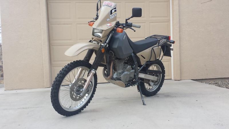 2004 DR650