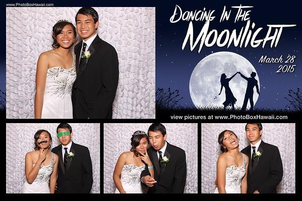 Moanalua High School Senior Prom 2015