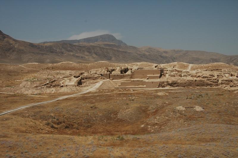 Nissa Ruins - Ashgabat, Turkmenistan