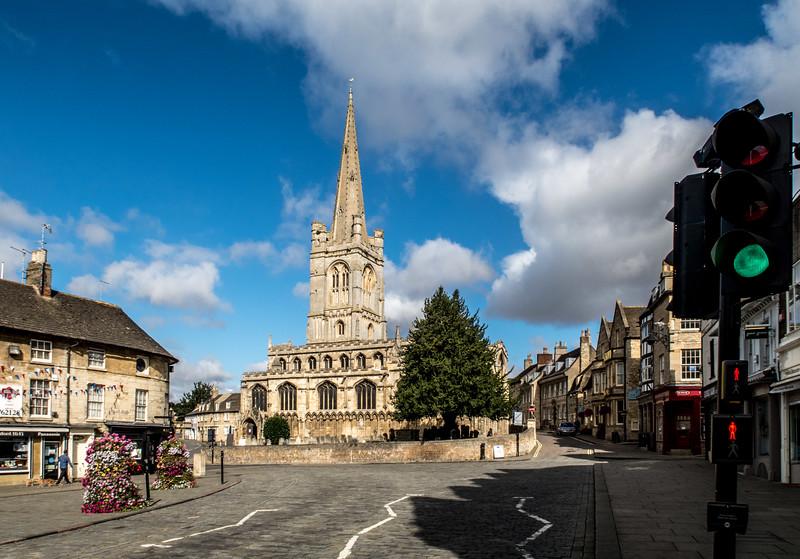 Stamford, All Saints