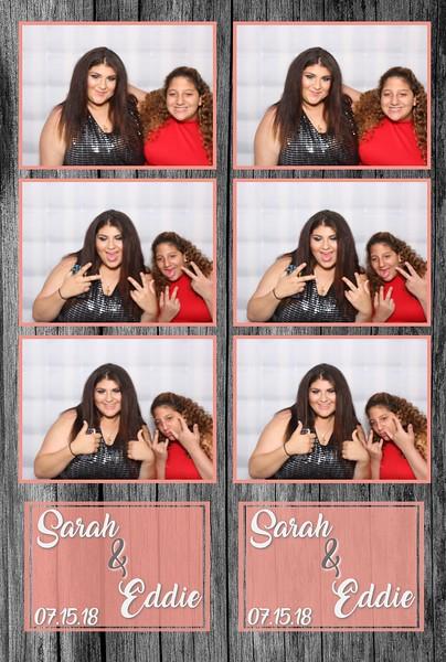 Sarah & Eddie's Wedding (07/15/18)