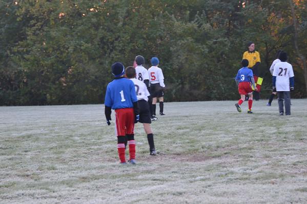2011-10-29 Forest Park STAR Invitational