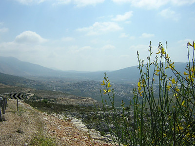 Around the Sea of Galilee