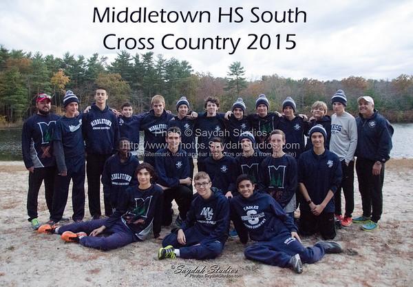 Midd South XC 2015
