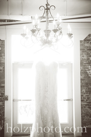 Charli & Michael Creative Wedding Photos